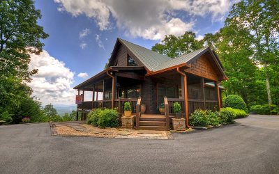 Mineral Bluff Single Family Home For Sale: 218 Katahdin Drive