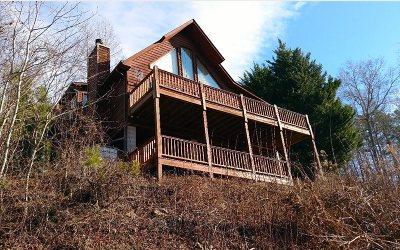 Cherokee County Single Family Home For Sale: 1899 Tarheel Drive