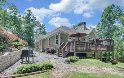 Ellijay Single Family Home For Sale: 590 Sally Circle