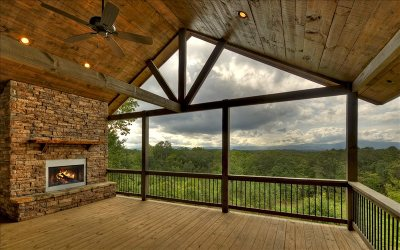 Mineral Bluff Single Family Home For Sale: 85 White Eagle Trail