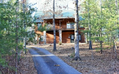 Blairsville Single Family Home For Sale: 208 Oakwood Road