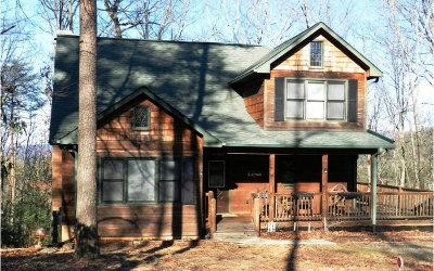 Ellijay Single Family Home For Sale: 133 Pine Ridge Rd