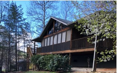 Hiawassee Single Family Home For Sale: 1157 Poplar Ridge