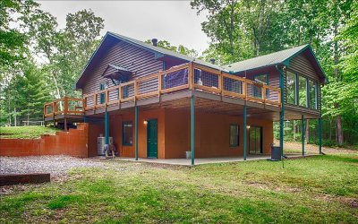 Blairsville Single Family Home For Sale: 824 Bunker Hill Road