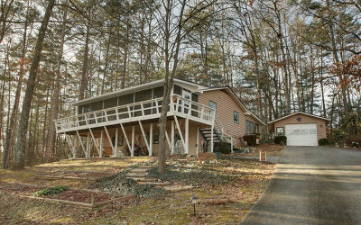 Blairsville Single Family Home For Sale: 603 Piney Point Road
