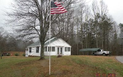 Murphy Single Family Home For Sale: 1359 Floyd Stalcup Road