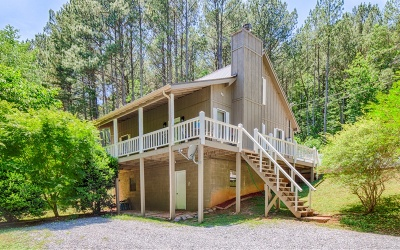 Blue Ridge Single Family Home For Sale: 323 Wash Wilson