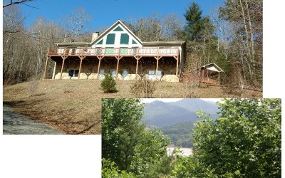 Hiawassee GA Single Family Home For Sale: $385,000