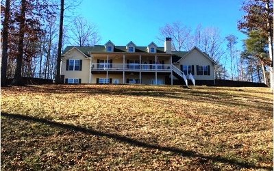 Union County Single Family Home For Sale: 307 Vista Rdg.