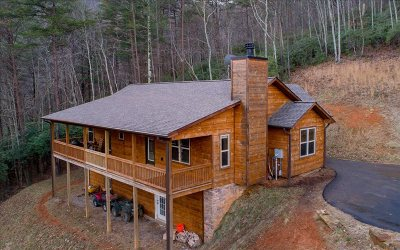 Blairsville Single Family Home For Sale: 186 Sheawood Way