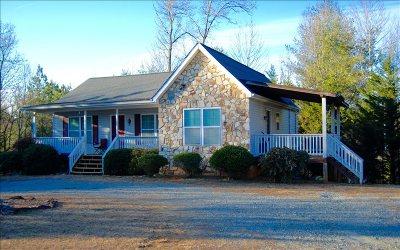 Ellijay Single Family Home For Sale: 35 Thornwood Lane