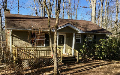 Young Harris Single Family Home For Sale: 3267 Coffey Lane