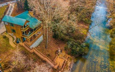 Ellijay Single Family Home For Sale: 403 Licklog Road