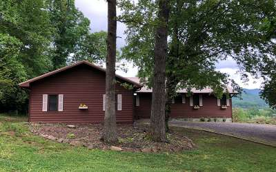 Young Harris Single Family Home For Sale: 5192 Pine Crest Road
