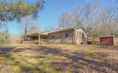 Hiawassee Single Family Home For Sale: 6322 Little Mountain Road