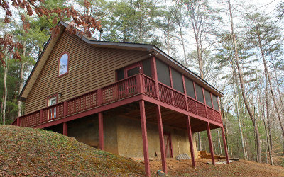 Hayesville Single Family Home For Sale: 7887 Fires Creek Rd