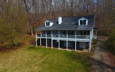 Hayesville Single Family Home For Sale: 945 Daylily Drive