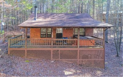 Blue Ridge Single Family Home For Sale: 431 Mystic Lane