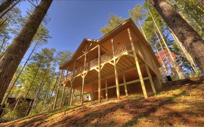 Blue Ridge Single Family Home For Sale: Lt 13 Cashes Valley