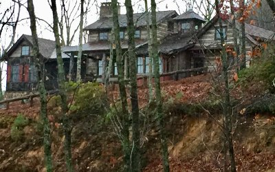 Ellijay Single Family Home For Sale: 1011 Utana Bluffs Trail