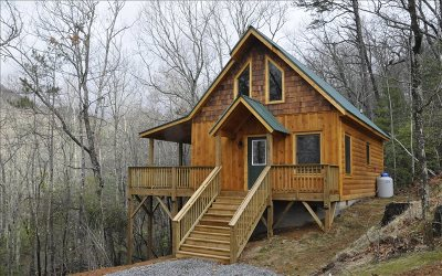 Cherokee County Single Family Home For Sale: Tbd Copper Mountain