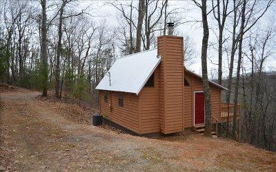 Ellijay Single Family Home For Sale: 382 Highland Drive