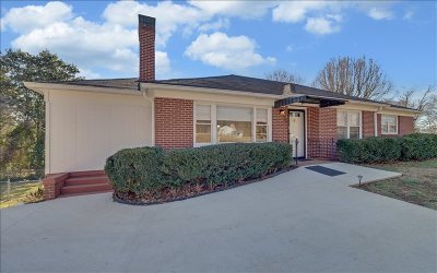 McCaysville Single Family Home For Sale: 75 Old Epworth Road