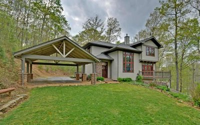 Blairsville Single Family Home For Sale: 517 Rich Gap Road