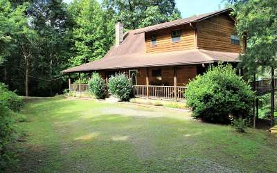 Hayesville Single Family Home For Sale: 230 Pinners Point