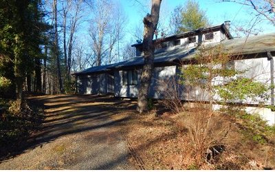 Hayesville Single Family Home For Sale: 124 Hickory Ridge