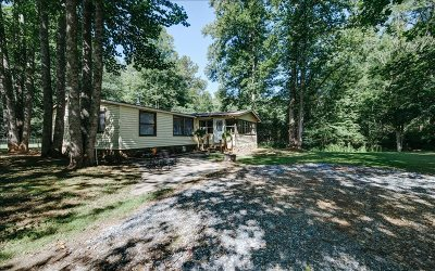 Cherokee County Single Family Home For Sale: 604 Vengeance Creek