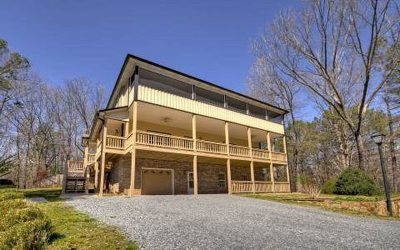 Blue Ridge Single Family Home For Sale: 1070 Maxwell