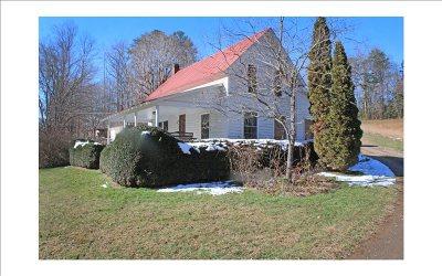 Murphy Single Family Home For Sale: 776 Crisp Road
