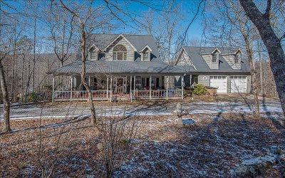Blairsville Single Family Home For Sale: 302 V Addington Rd