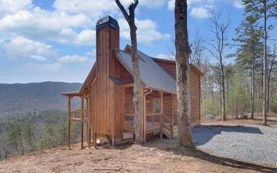 Blue Ridge Single Family Home For Sale: 382 Spirit Mountain