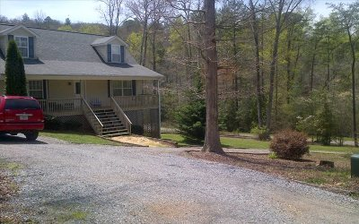 Hiawassee Single Family Home For Sale: 3321 Hf Lyons Road