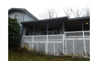 Blairsville Single Family Home For Sale: 71 Watkins Road
