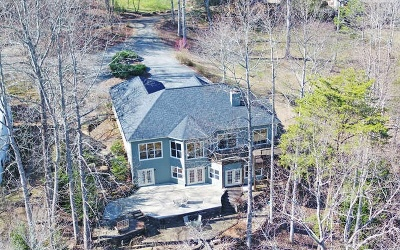 Hiawassee Single Family Home For Sale: 4819 Itsey Trail