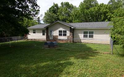 Blue Ridge Single Family Home For Sale: 1820 Ada Street