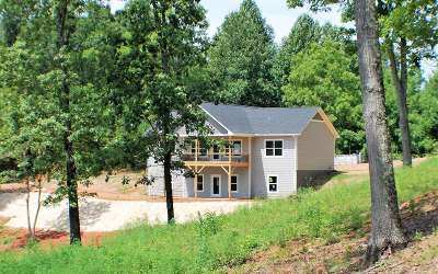 Hayesville Single Family Home For Sale: Xxxx Majestic Drive