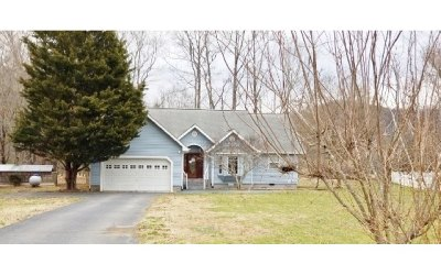 Young Harris Single Family Home For Sale: 190 Grand View Ridge
