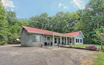 Hiawassee Single Family Home For Sale: 456 Shake Rag Road