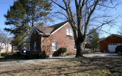 Hayesville Single Family Home For Sale: 733 Anderson St
