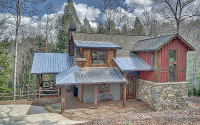 McCaysville Single Family Home For Sale: 1437 Cherokee Lane