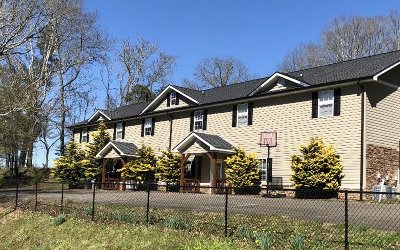 McCaysville Multi Family Home For Sale: 101 First Street