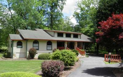 Hayesville Single Family Home For Sale: 172 Maple Tree Lane
