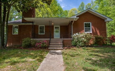 Hayesville Single Family Home For Sale: 743 Hunter Road