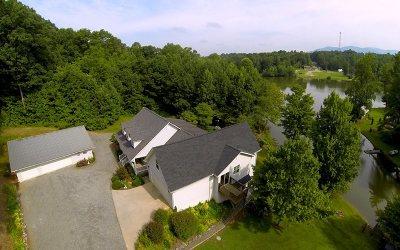 Ellijay Single Family Home For Sale: 848 Hefner Lake Rd