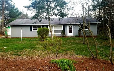Blairsville Single Family Home For Sale: 295 Stablegate Drive