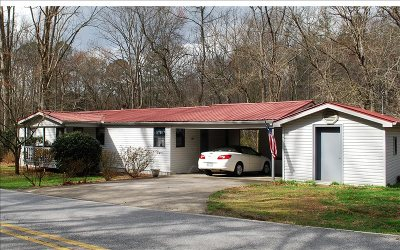 Hayesville Single Family Home For Sale: 2280 Old Hwy 64 W